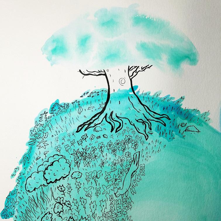 "Daniel J. Hogan's ""Found Cartoons,"" an Exhibition"
