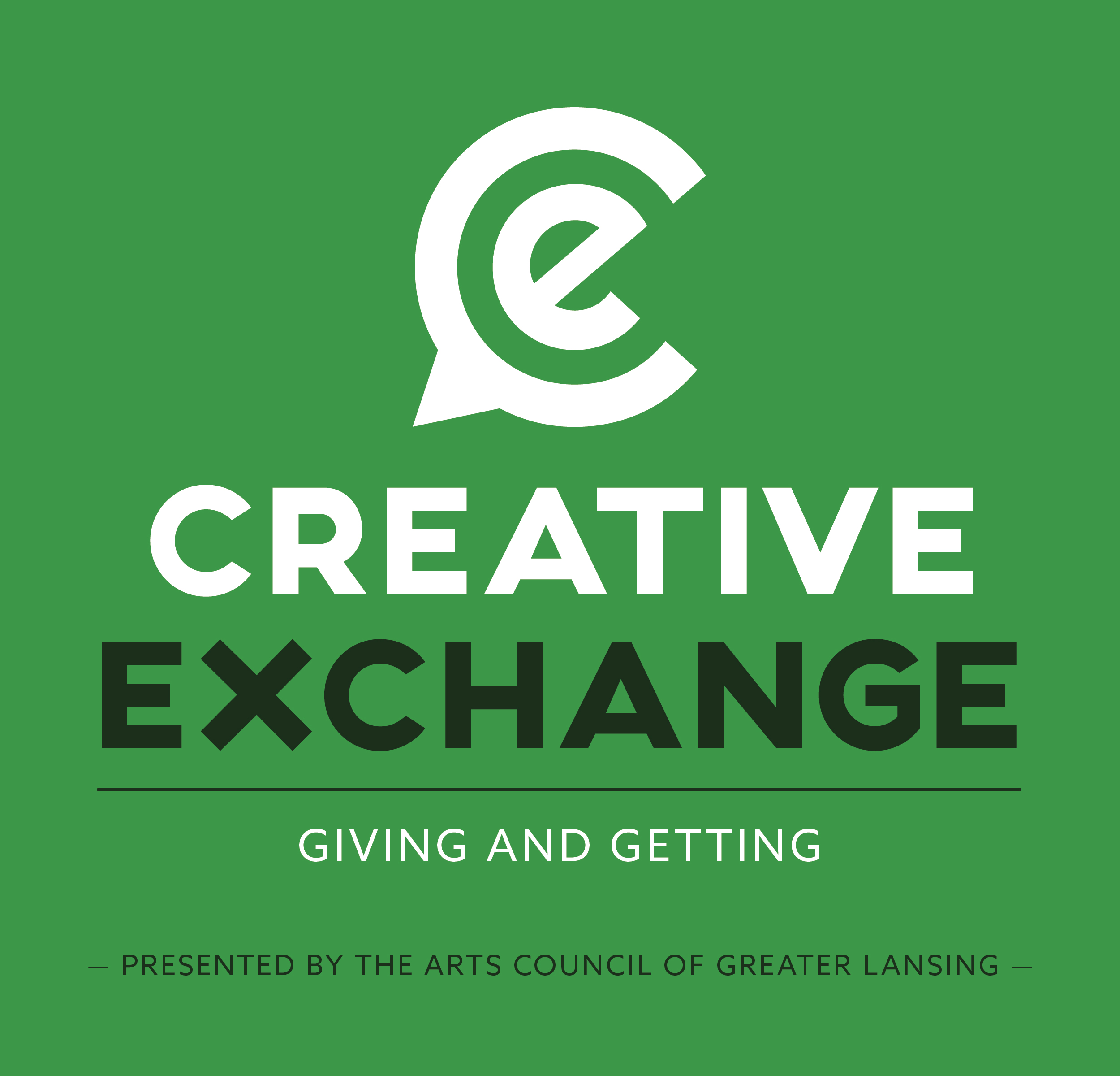 2019 Creative Exchange: Giving & Getting