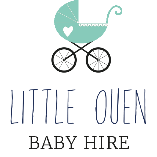 Little Ouen baby hire logo
