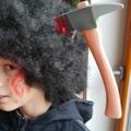 Rychlý halloweenský kostým pro teenagera