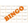 Seznamovací Bingo