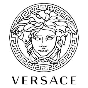 Versace Brand Logo