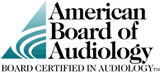 Logo, American Board of Audiology
