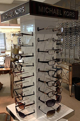 In-House Optical Shop