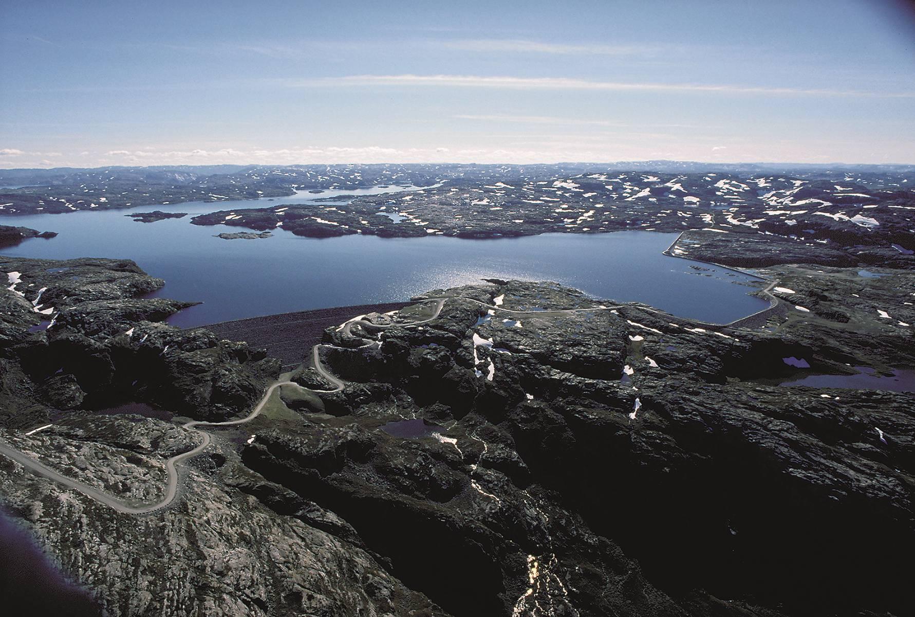 Image of Blåsjø