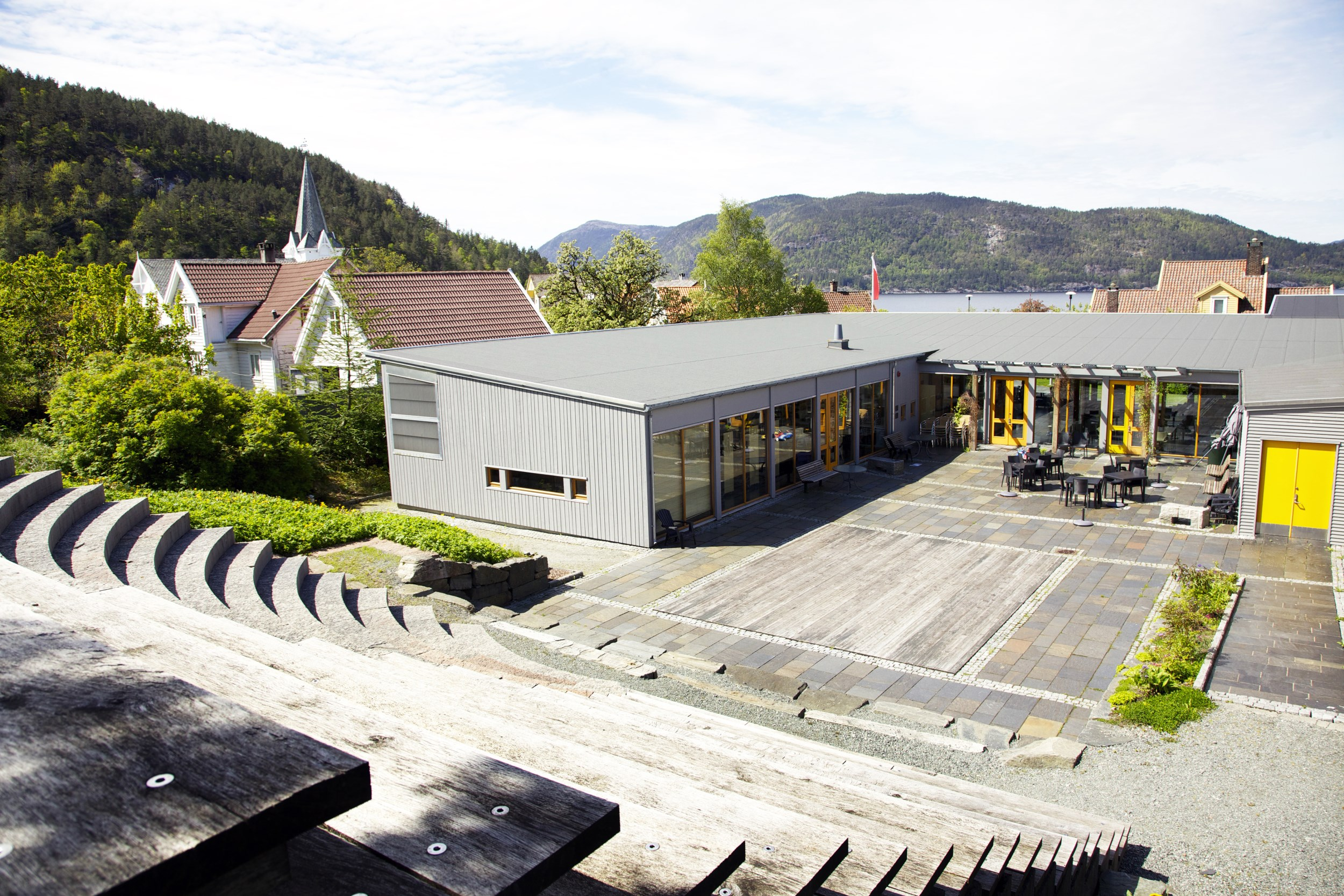 Picture of Suldal cultural centre