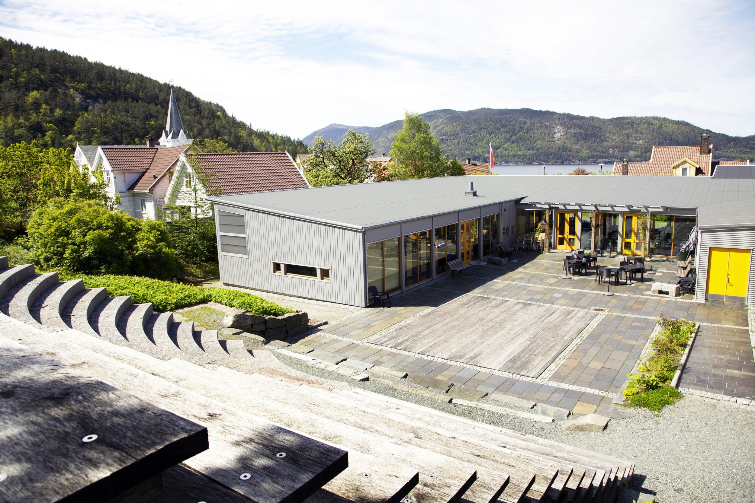 Suldal cultural centre