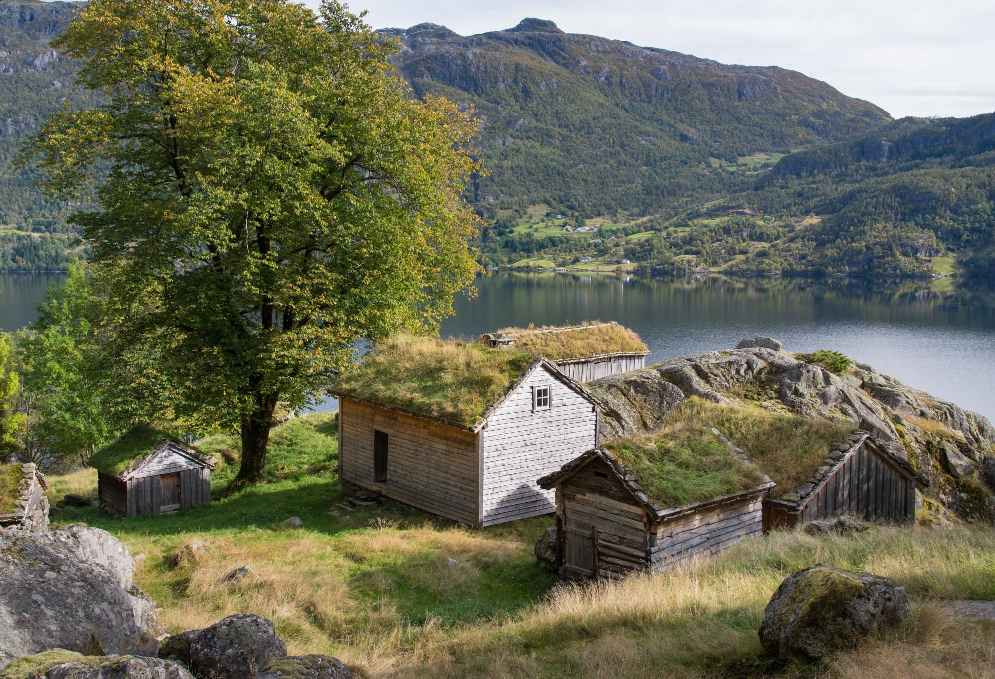 Picture of Røynevarden croft