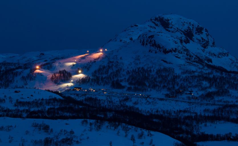 Picture of Gullingen ski resort