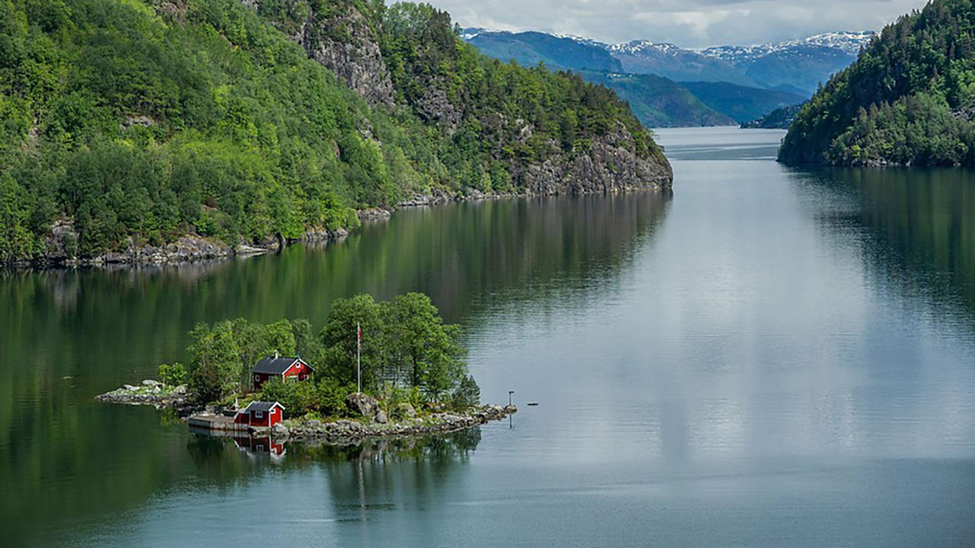 Lovrafjorden