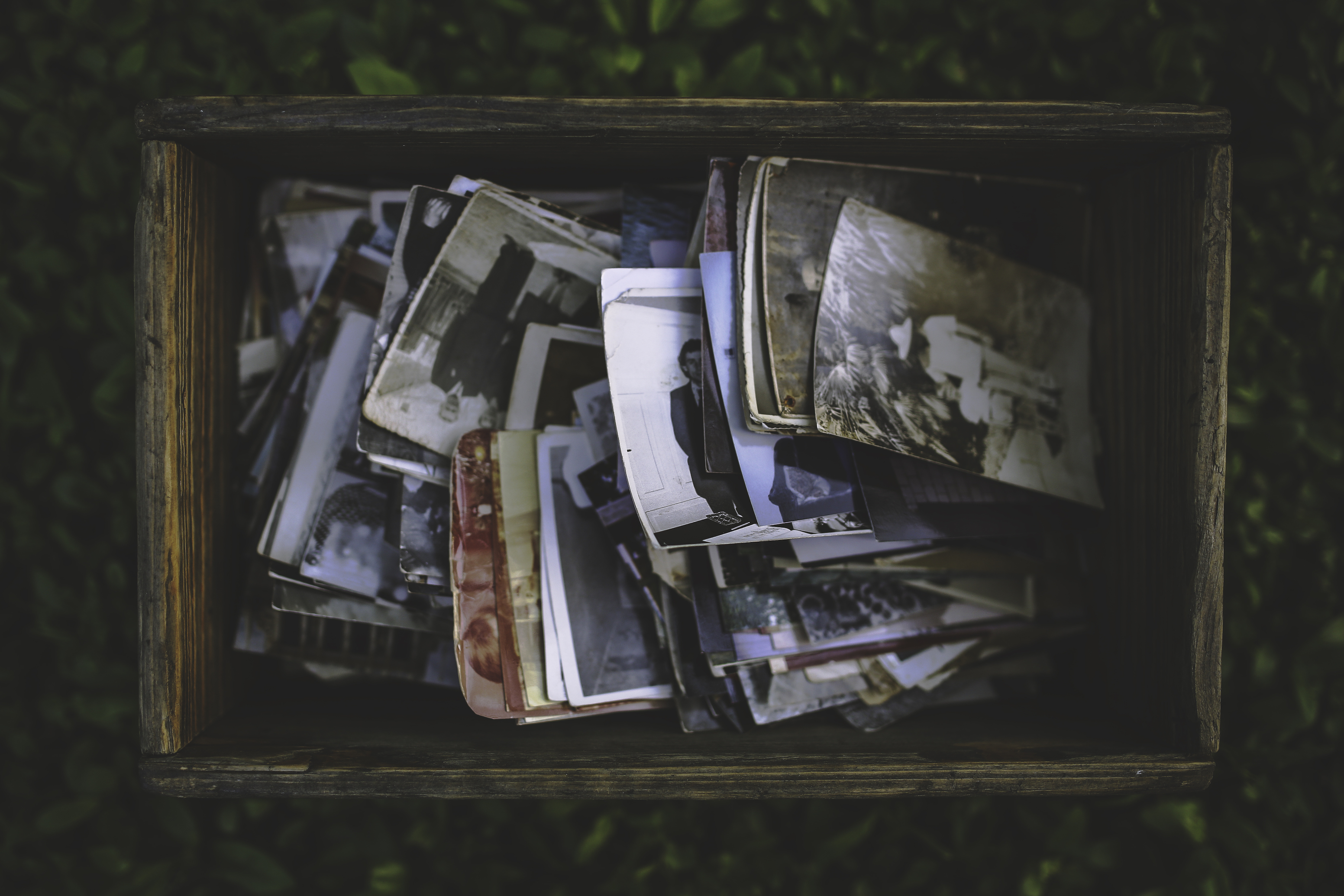 boite à souvenirs photos de la rentrée scolaire