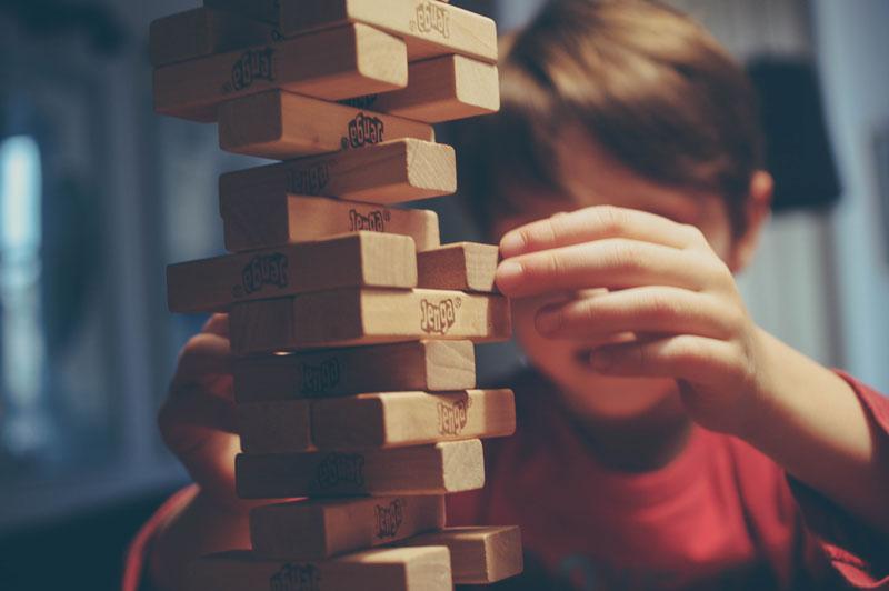 Activité et jeux pour une réunion de famille