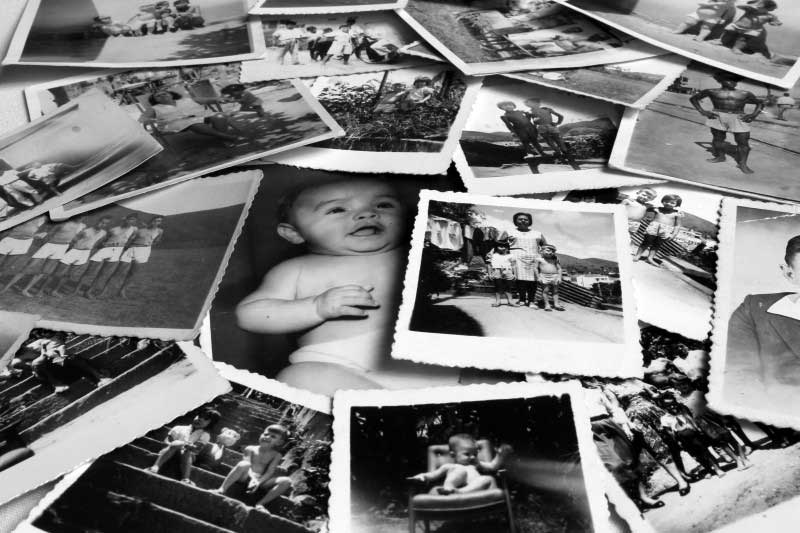 old photos are digital memories worth saving with Kumbu