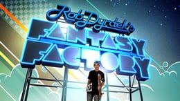 "MTV ""Rob Dyrdek's Fantasy Factory"""