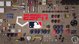ESPN MLB 2018 - Creative Design Package