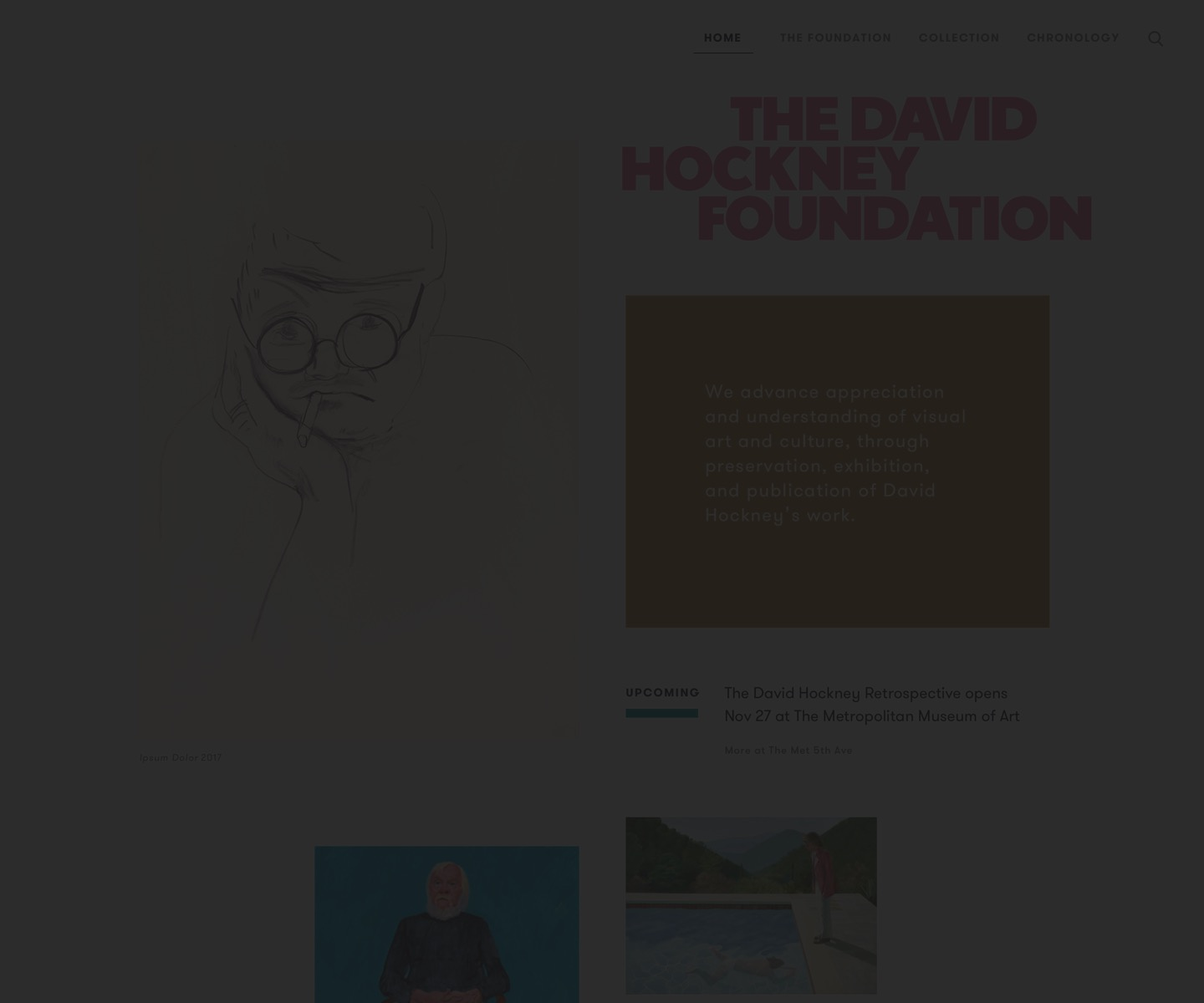 David Hockney Case Study