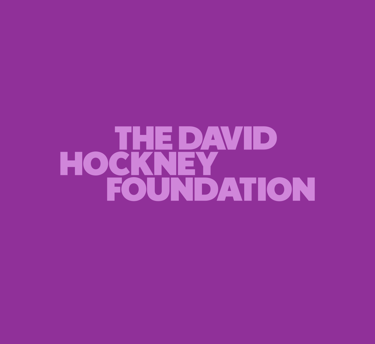 The David Hockney Foundation Case Study