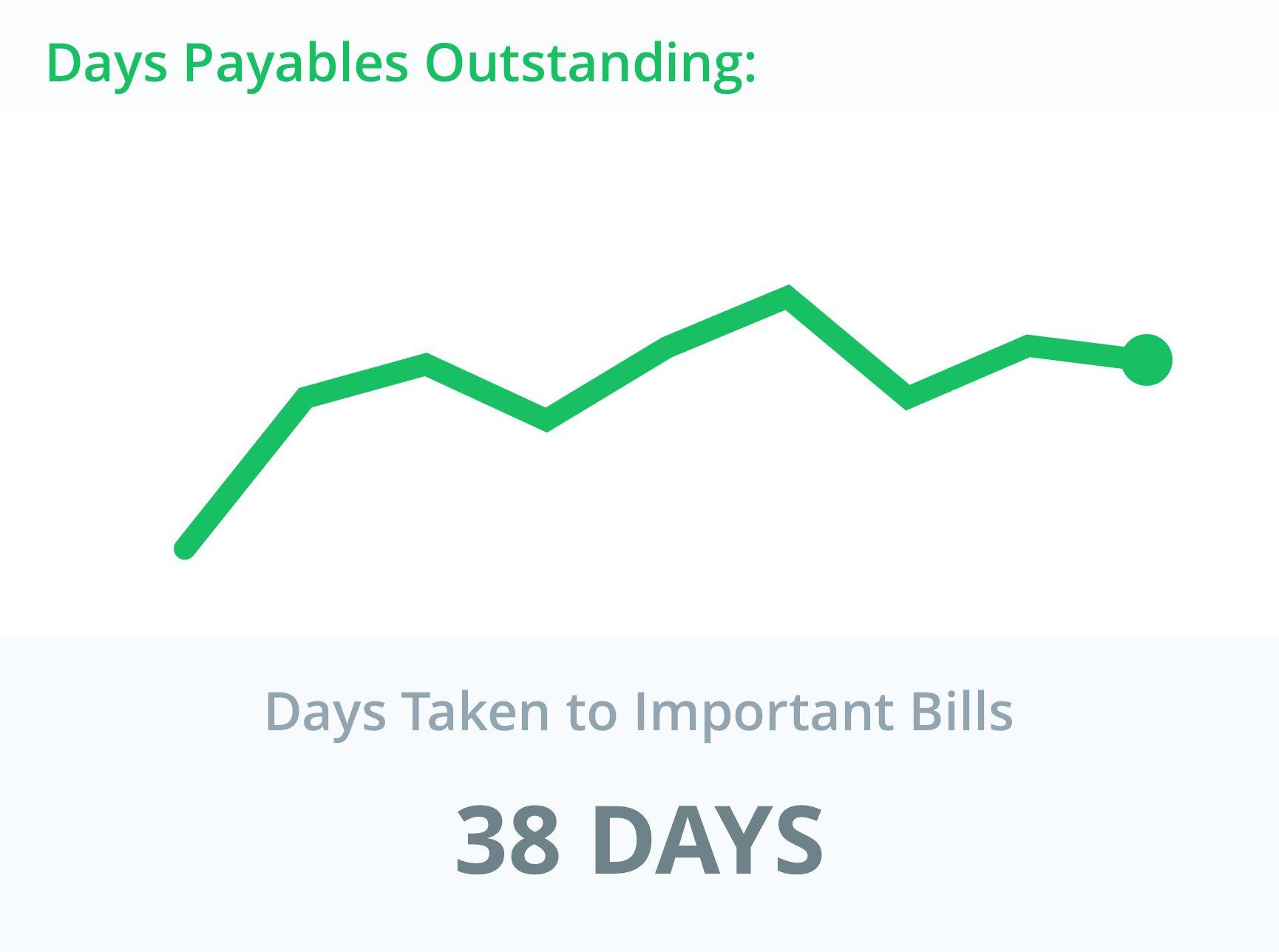 Days Payables Outstanding - Balance Sheet Metrics