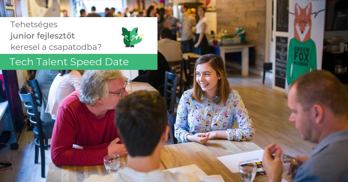 A speed dating esemény neve