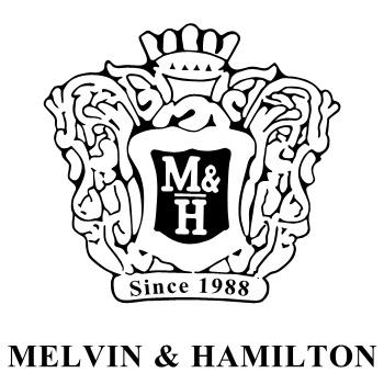 Melvin and Hamilton logo