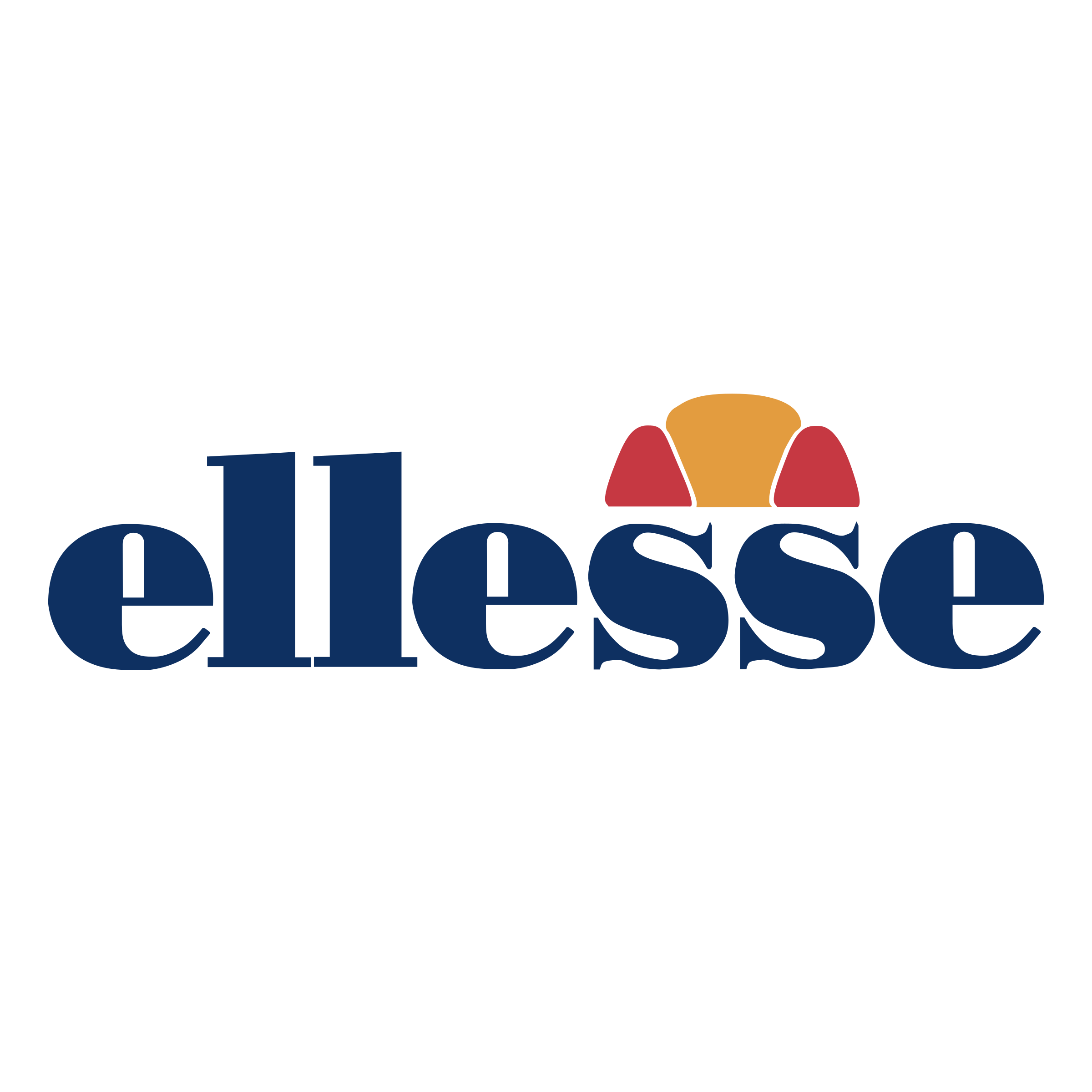 Ellesse shoes logo