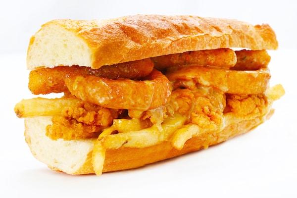Fat Sandwiches Fat Doobie
