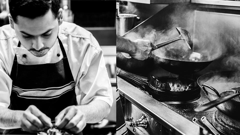 Image of Cervena chefs cooking