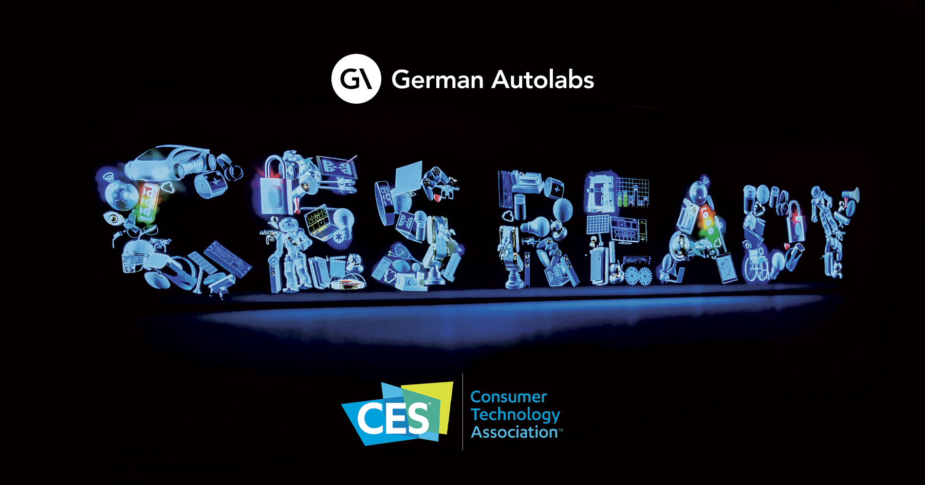 German Autolabs at CES 2019 in Las Vegas
