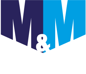 M&M Contracts Logo