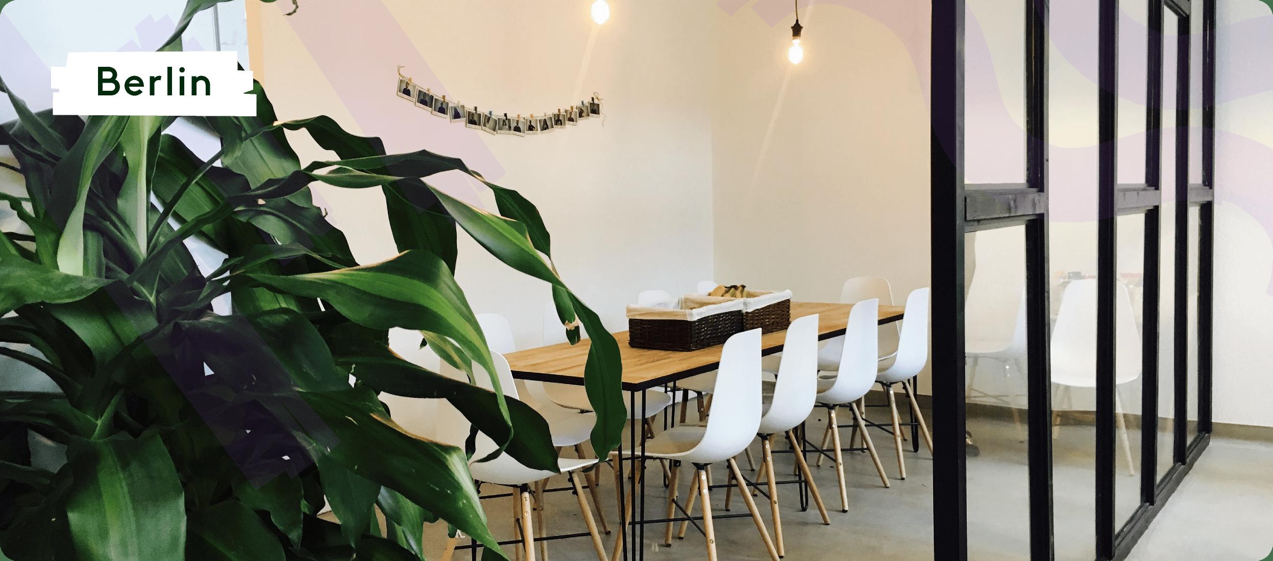 oficina de Kenjo en berlin