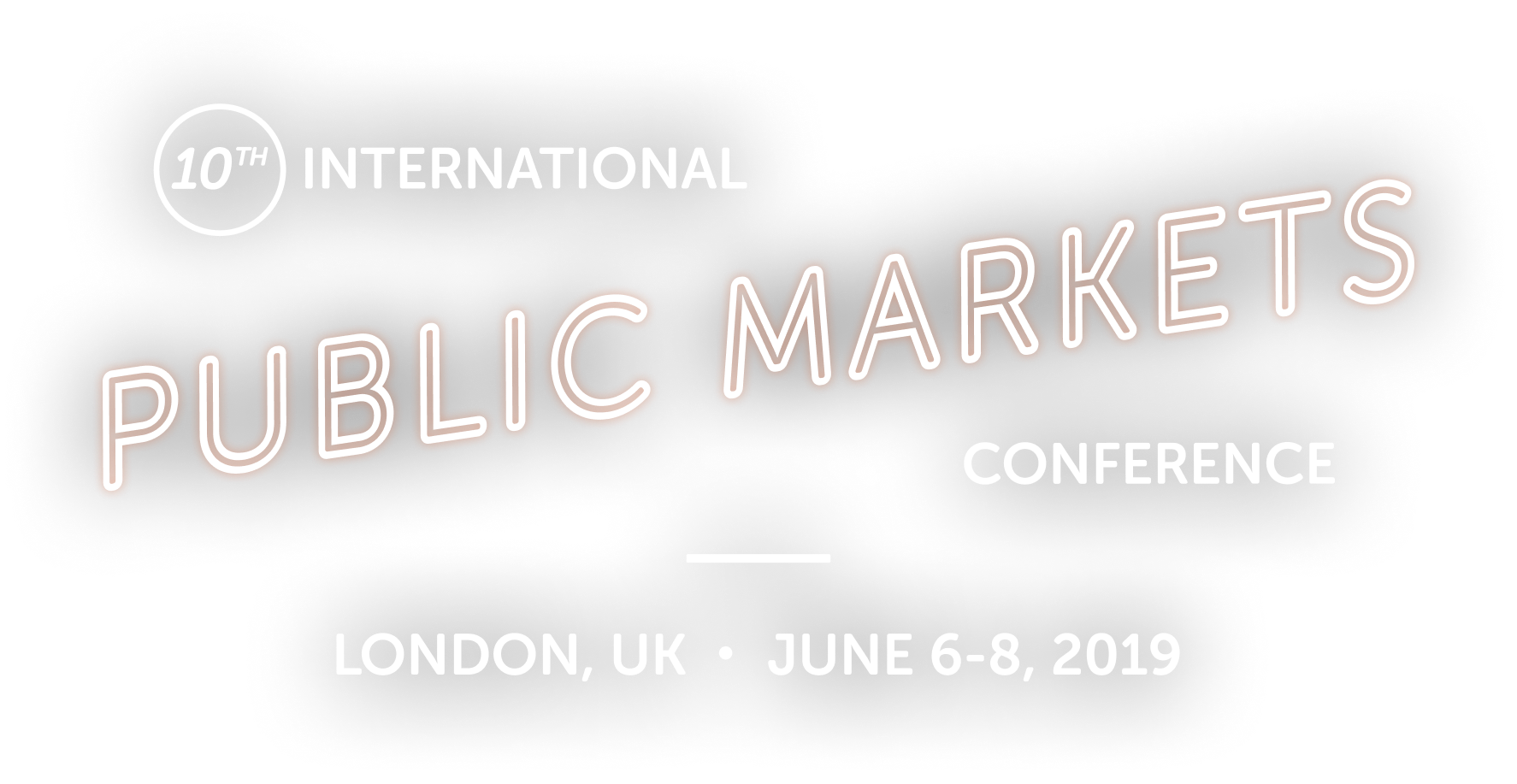 10th International Public Markets Conference