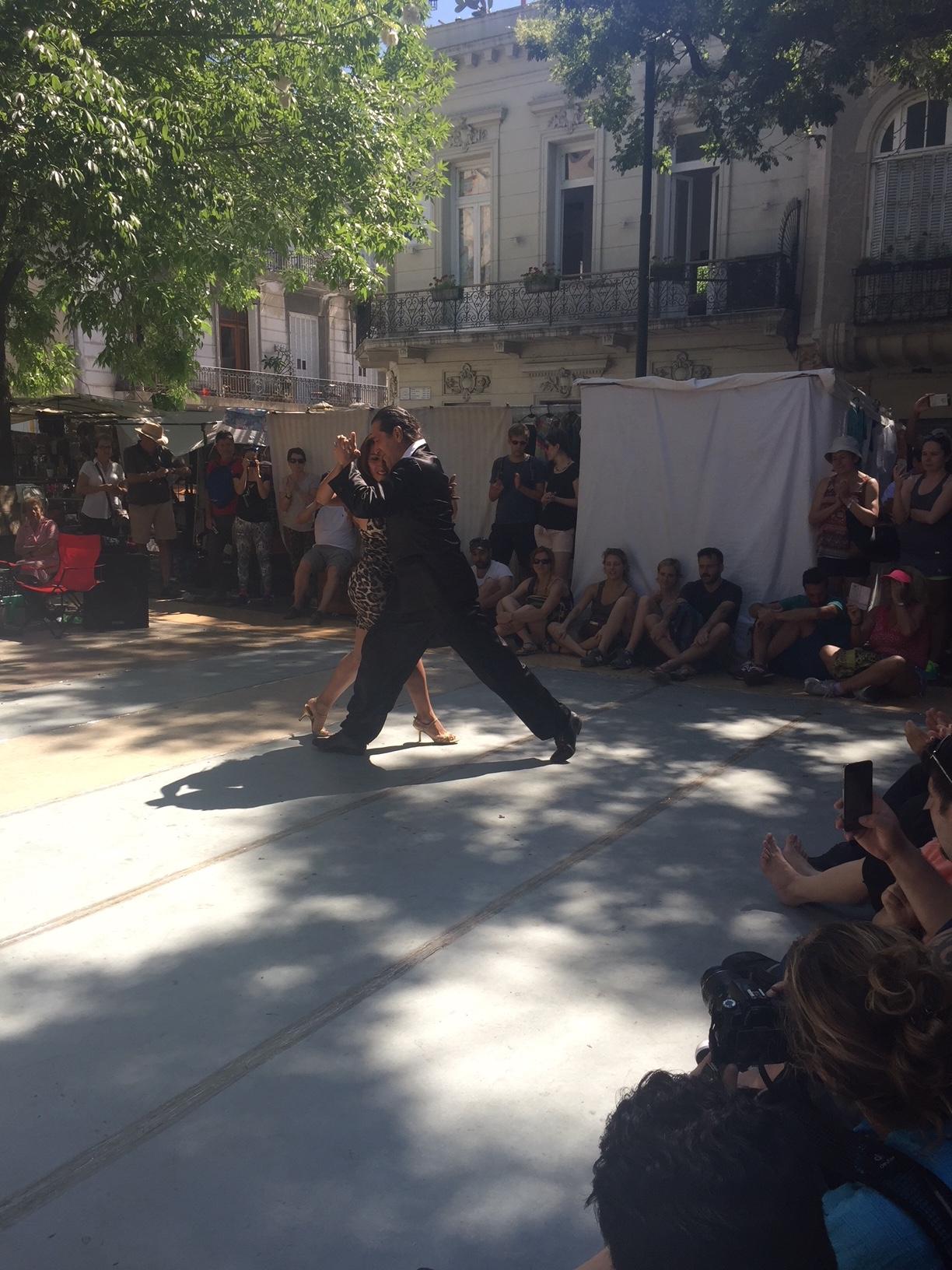 Locals (Better Tango Dancers)