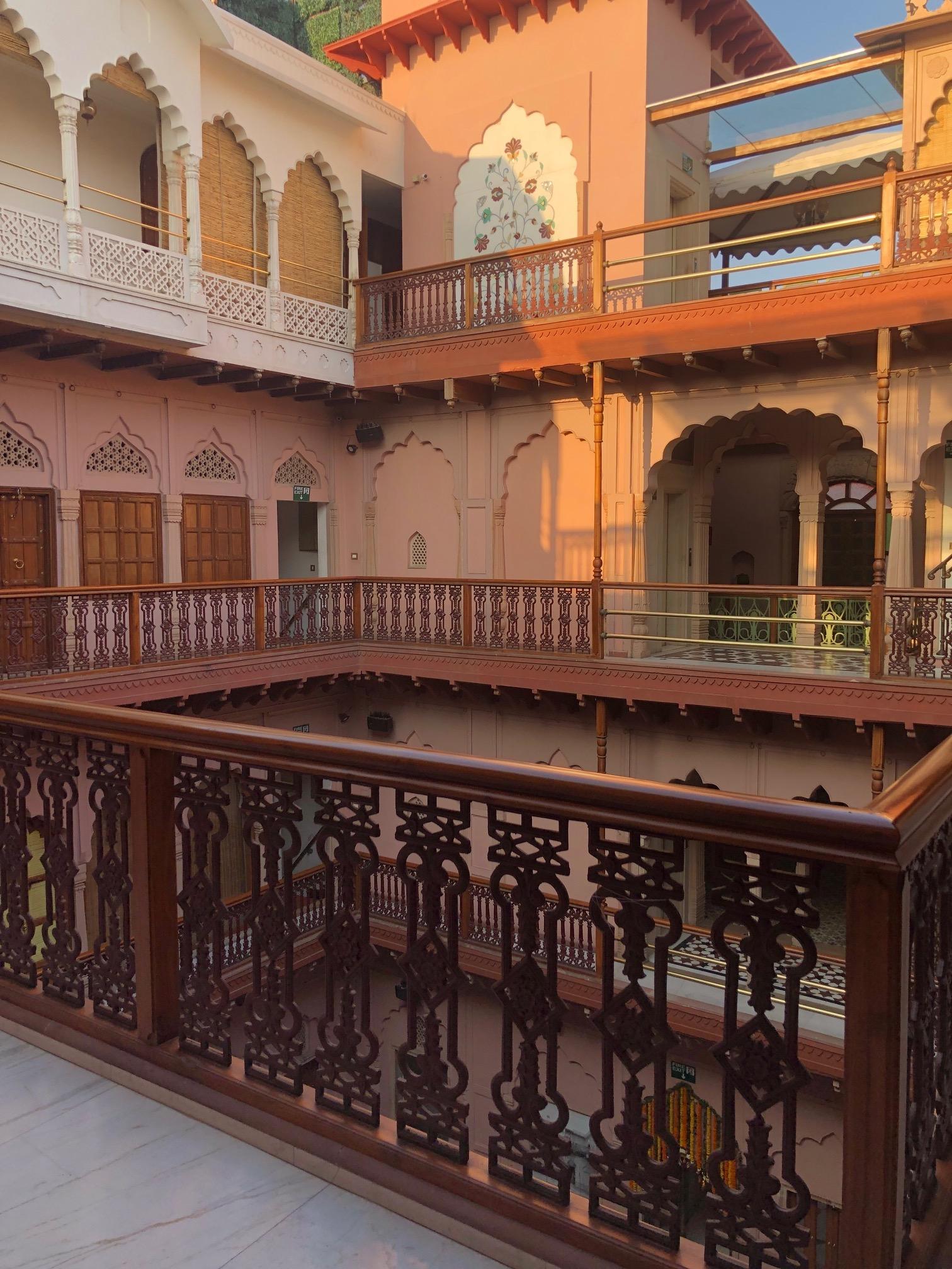 Haveli Dharampura Heritage Hotel, Delhi