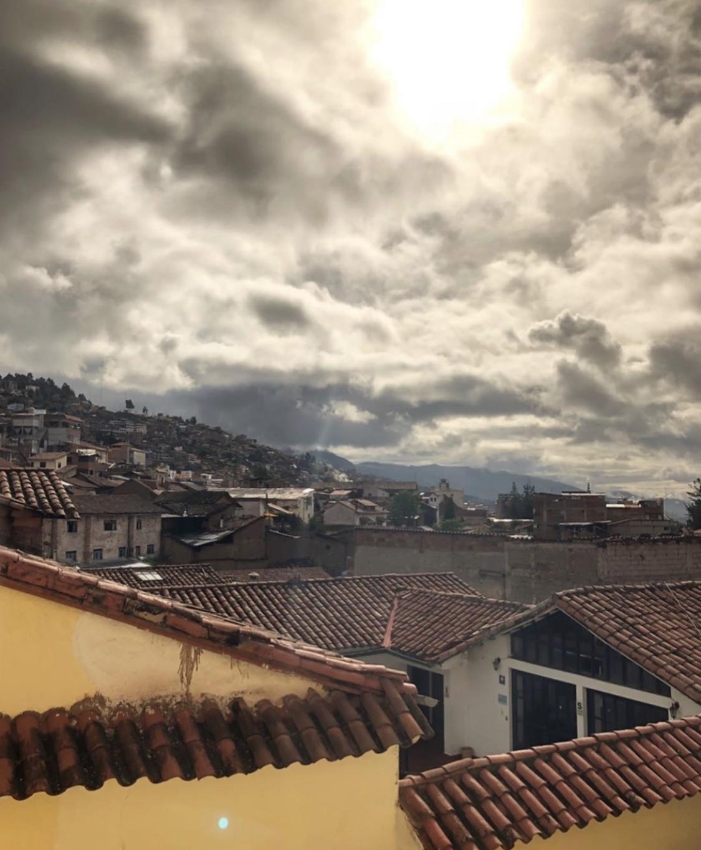 Sunrise in Cusco