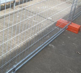 SBS Temporary Fence - Dog Proofing Bars