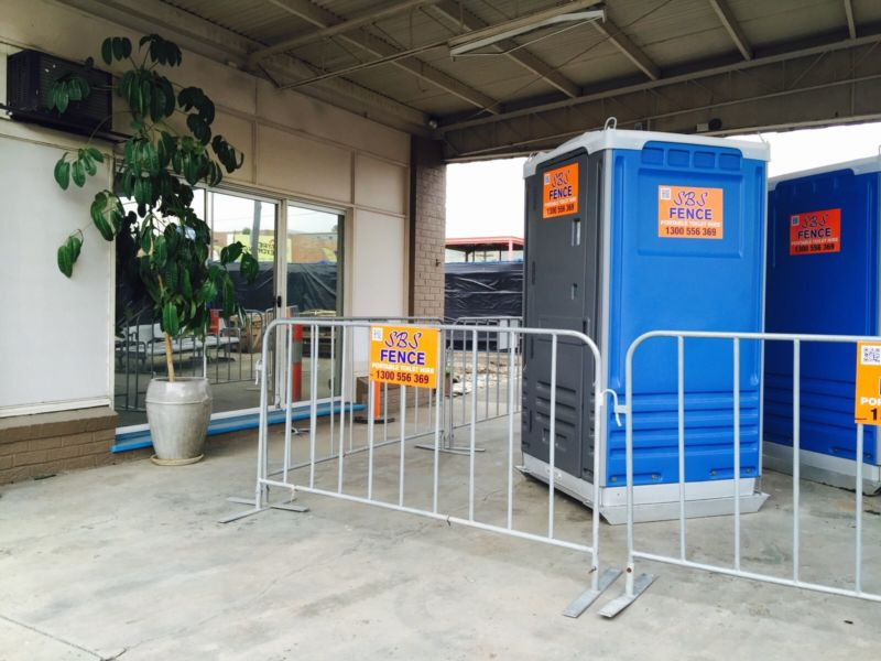 SBS Fence and Toilet Hire
