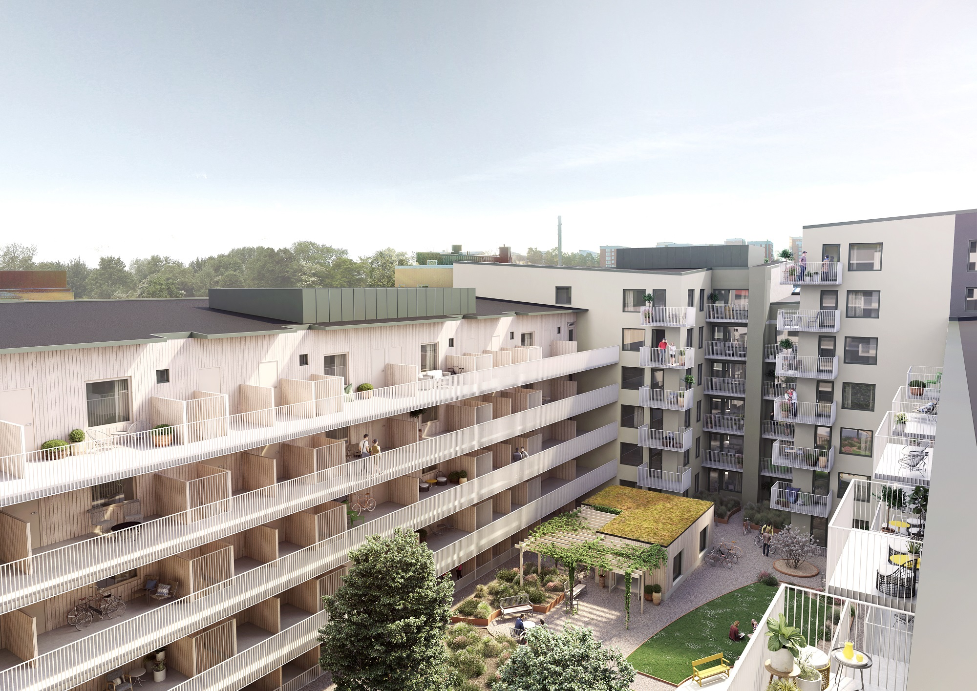 Nybyggnad Jakobsberg C