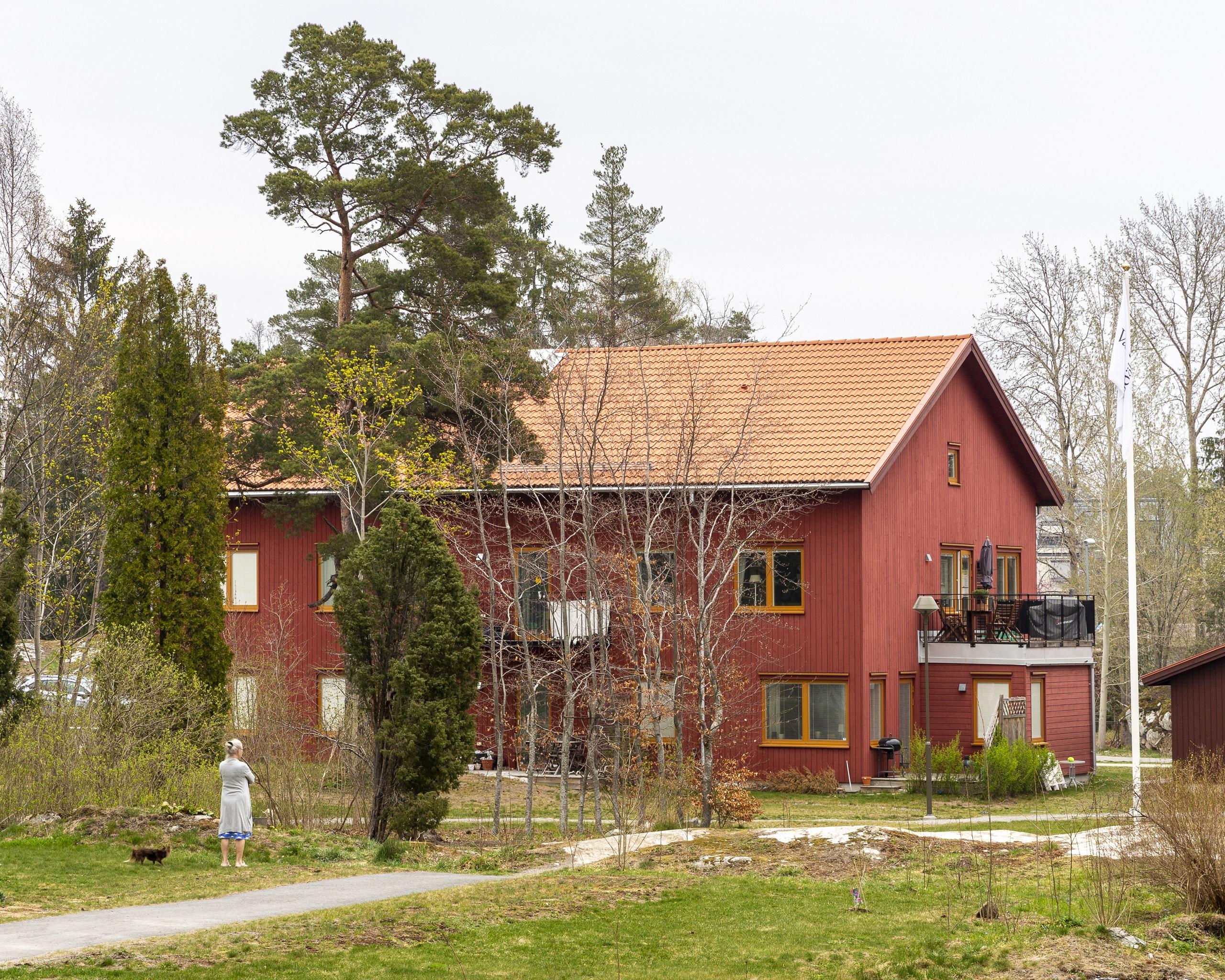 Nybyggnad Västra Mörtnäs