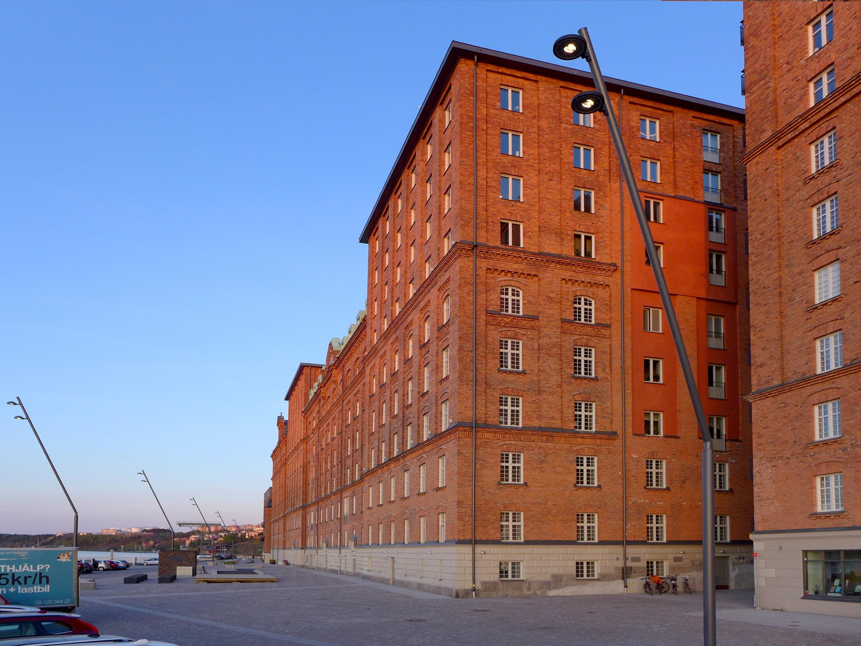 Ombyggnad Qvarnen Tre Kronor