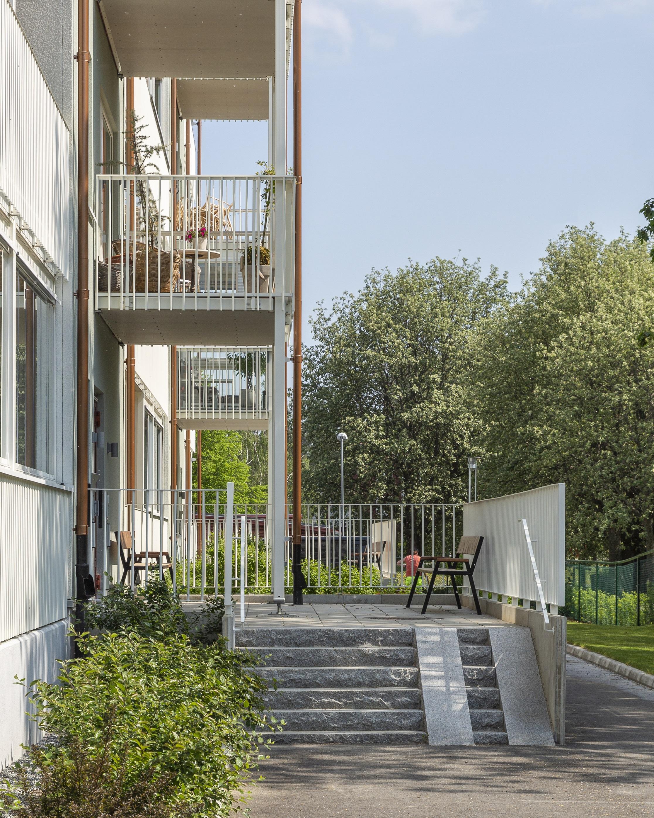 Nybyggnad Parken Järfälla