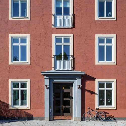 Ombyggnad och nybyggnad Beckomberga
