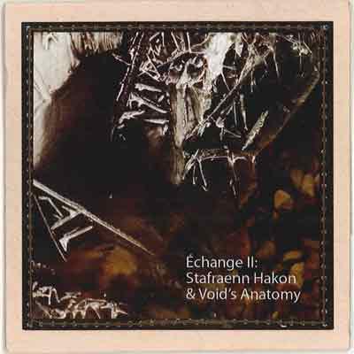 Échange II: Stafrænn Hákon & Void´s Anatomy