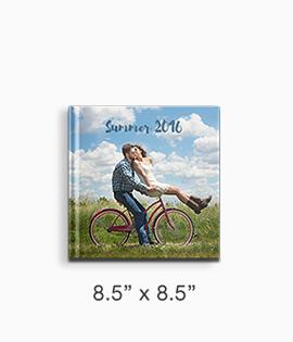 8.5x8.5 Photobook