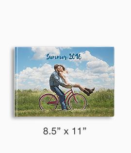 8.5x11 Photobook