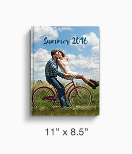 11x8.5 Photobook