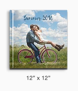 12x12 Photobook