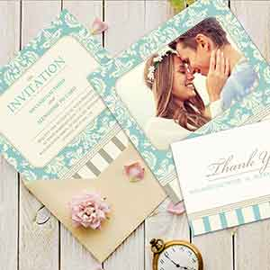 Custom Invitation Cards