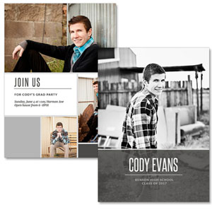 Custom Graduation Cards
