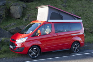 Ford Campervan Conversions