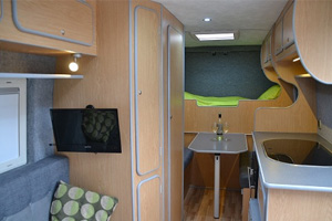 LDV Campervan Conversions